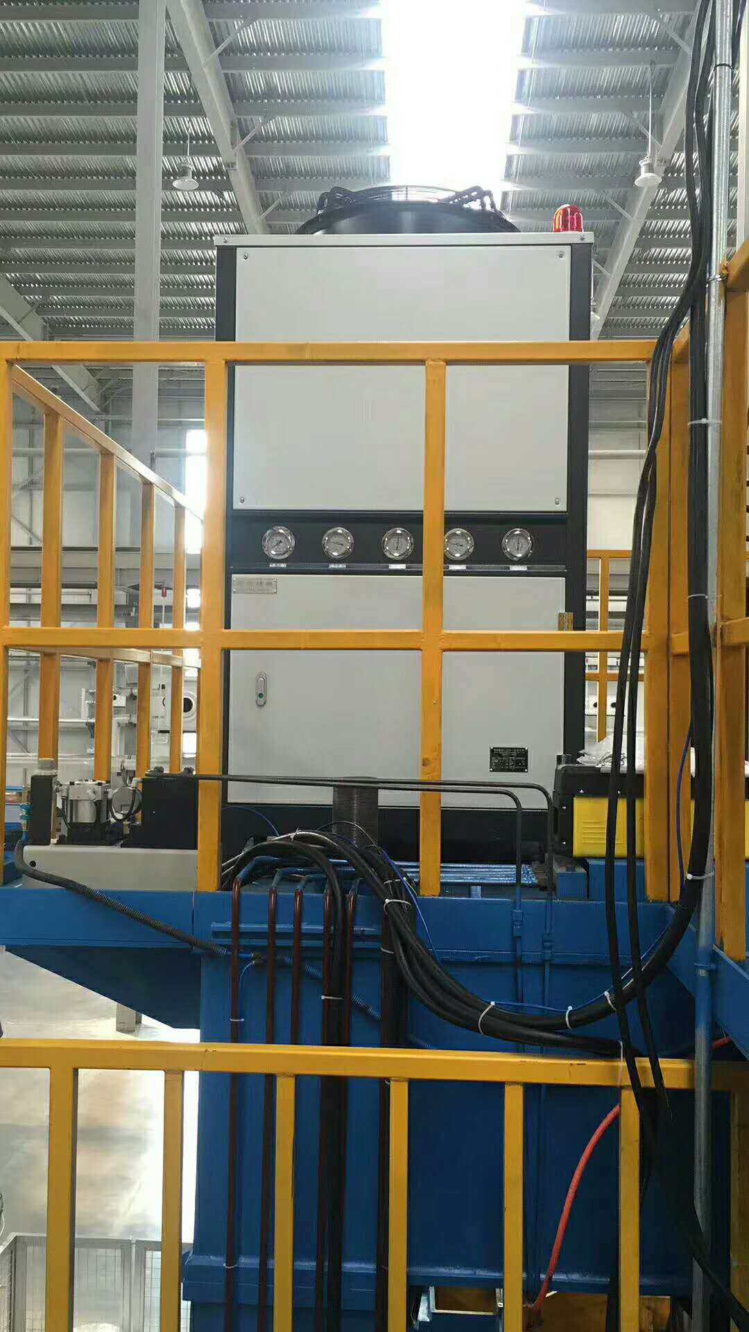 Factory Price Water Cooled Chiller for Aluminum Die-casting Machine