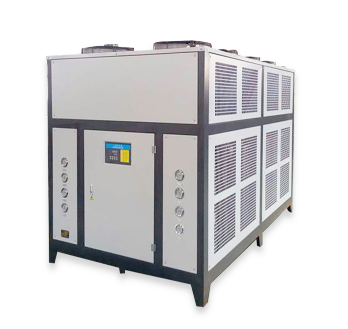 Industrial R134a Air Water Cooler Cooling Chiller