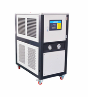 BOBAI Water Cooled Chiller for Rubber And Plastics Industry